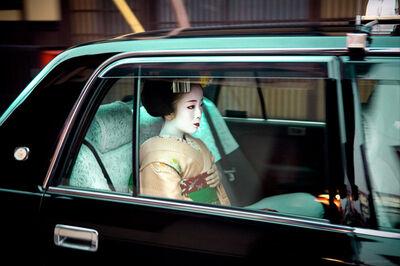 Laurent Guerin, 'Geisha', 2008