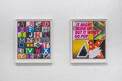 Vishal Shah, 'Keeping it Real (Left), Won't Go Pop (Right)', 2019