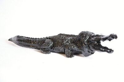 William Sweetlove, 'Cloned Crocodile', 2010
