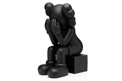 KAWS, 'Passing Through Open Edition', 2018