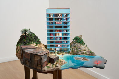 Tracey Snelling, 'Zombie Island', 2013