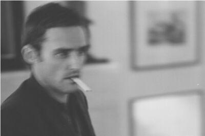 Dennis Hopper, 'Self portrait (double cigarette),', 1961-67
