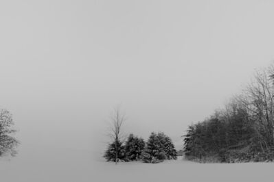 Betsy Weis, 'Snow and Trees in the Distance ', 2016-18