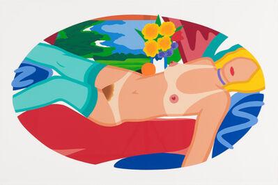 Tom Wesselmann, 'Beautiful Bedroom Kate', 1998