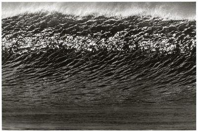 Anthony Friedkin, 'Large Wave Face in Sun, Zuma Beach, CA', 2000