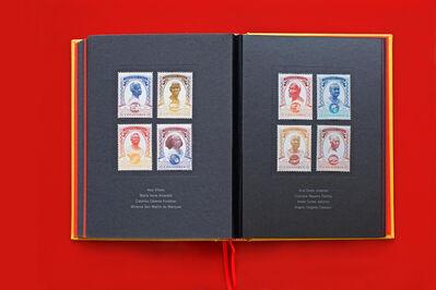 Ruby Rumie, 'Tejiendo Calle Corpus - Volume IV - Stamps', 2016