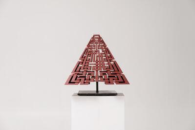 Mark Ollinger, 'RED PYRAMID', 2017
