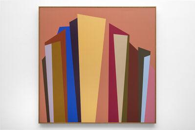 Karl Benjamin, '#5', 1987