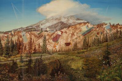 Mary Iverson, 'Shipbreaking, Mount Rainier', 2013