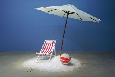 Michal Martychowiec, 'Sous les pavés, la plage !', 2014