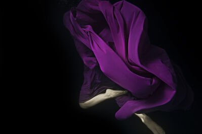 Tomohide Ikeya, 'Breath Purple #01', 2009