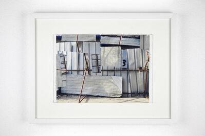 Clemens Behr, 'Telhas Pieces 1/4', 2014