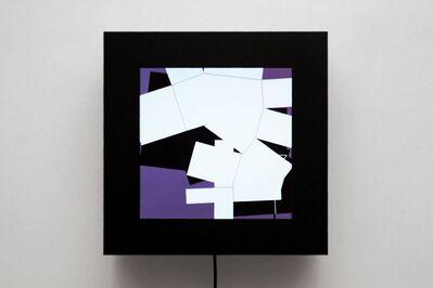 Manfred Mohr, 'P-1411-I', 2010