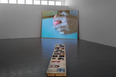 Annika Larsson, 'BLUE', 2014