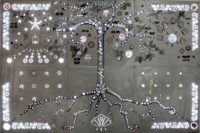 Edouard Duval-Carrié, 'My Life as a Tree', 2019