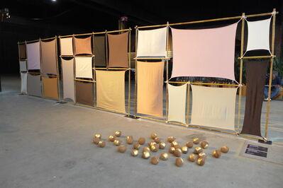 Ana Roldán, 'Colección de especímenes de un nuevo mundo II', 2013