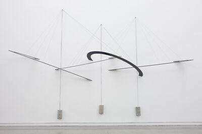 Ana Holck, 'Passarela-Pêndulo I', 2011