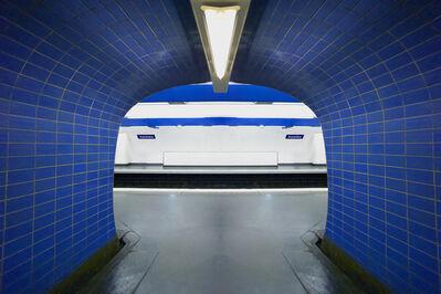 Laurie Victor Kay, 'Metro Bleu III', 215