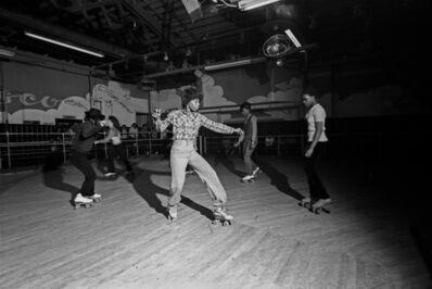 Patrick D. Pagnano, 'Empire Roller Disco #12', 1980