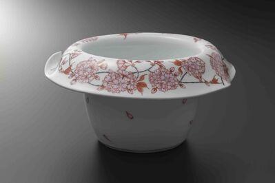 Obata Yuji, 'YAE SAKURA Vase', 2019