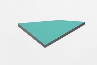Wolfram Ullrich, 'O.T. phthalo green', 2013