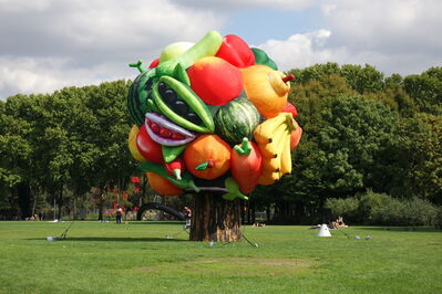 Choi Jeong Hwa, 'Fruit Tree', 2014-2018