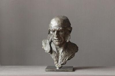 Christophe Charbonnel, 'Buste de Long John Silver ', 2015