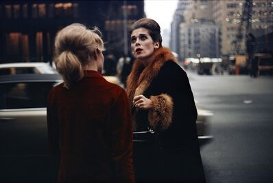 Tod Papageorge, 'New York', 1966