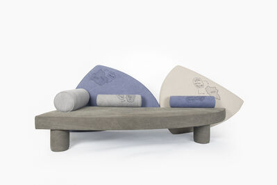 Daniel Arsham, 'Paris Chaise Lounge III', 3019