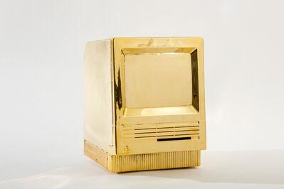 Val Kilmer, 'My First Gold Mac', 2016