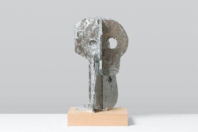 Thomas Houseago, 'Sun & Moon Mask', 2018