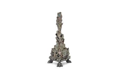 Bella Hunt & DDC, 'Knight reliquary (chandelier-reliquaire)', 2021