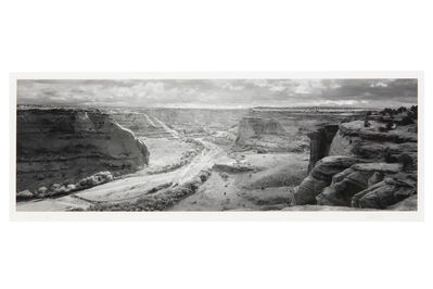 David H. Gibson, 'Storm Light Passage, Canyon De Chelly, National Monument'