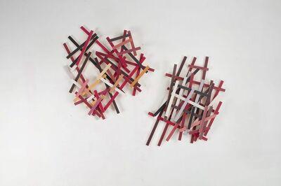 Cecilia Biagini, 'Crossing Lines', 2018