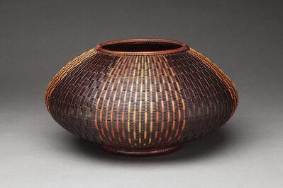 Kajiwara Koho, 'Three Color Flower Basket', 2015