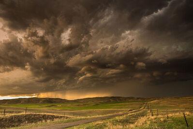 Eric Meola, 'Storm Clouds. Hyannis, Nebraska', 2013