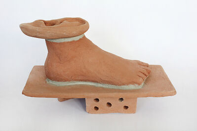 Lutz & Guggisberg, 'Ohrenfuss / Ear Foot', 2019