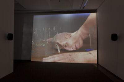 Ed Atkins, 'Installation view, Serpentine Sackler Gallery, London ', 2014
