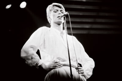 Esther Friedman, 'David Bowie IV', 1981