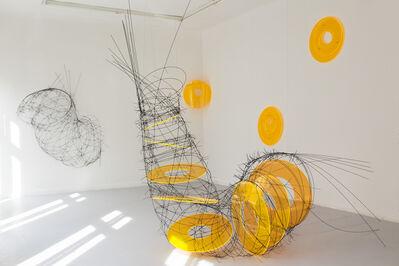 Dorothea Reese-Heim, 'Lichttrichter', 2010