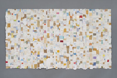 John Garrett, 'Correspondence', 2018