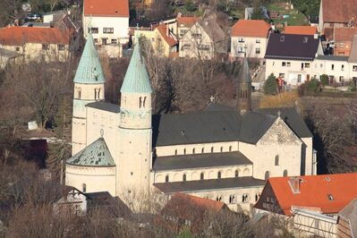'Church of Saint Cyriakus', 961-973