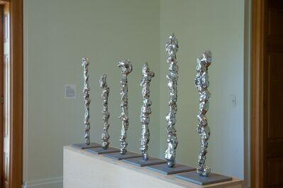 Lynda Benglis, 'The Manu', 2008