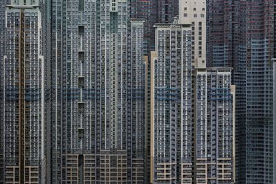 Michael Wolf (b. 1954), 'Architecture of Density 46', (1954-2019)