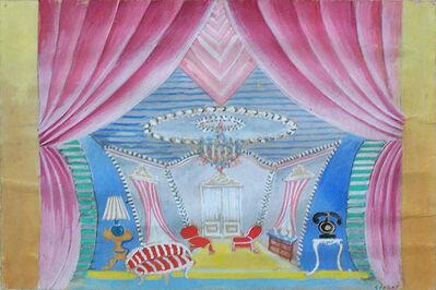 Serge Férat, 'Theater Interior Design', 1881-1958