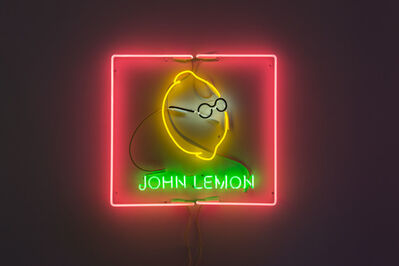 ART N MORE, 'John Lemon', 2016