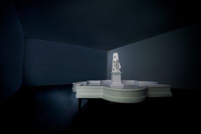 Hu Wei 胡伟, 'Public Fountain', 2019