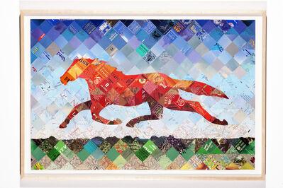 C.K. Wilde, 'Quilt Pacer', 2010