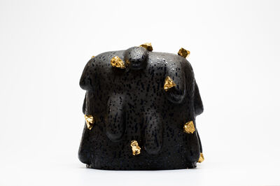 Linda Lopez, 'Nubby with Gold Rocks', 2019