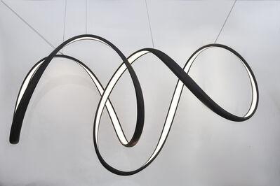 John Procario, 'John Procario, Freeform Series Light Sculpture XXI, USA', 2020